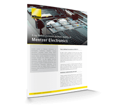 X-ray further increases product quality at Mentzer Electronics