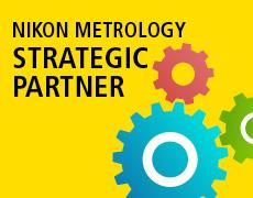 Strategiepartner von Nikon Metrology