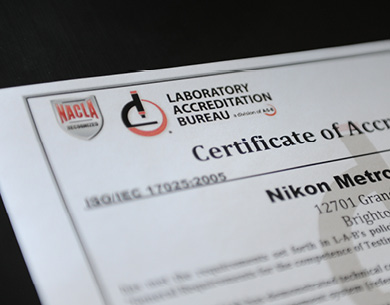Accreditation & certification