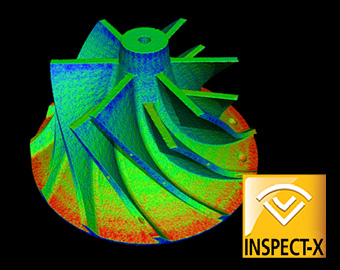 Inspect-X for 3D CT