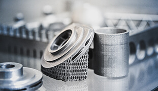 Additive manufacturing for aerospace components