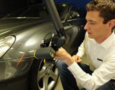 nikonmetrology automotive components handheldscanning