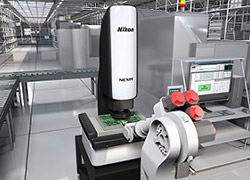 New high-speed video measuring system for quality control