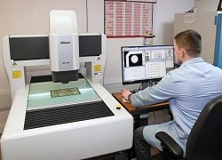 iNEXIV video measuring system accelerates PCB inspection
