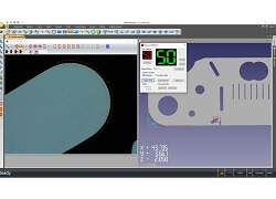 Advantages of CMM-Manager software vs traditional digital readout