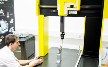 nikon metrology dea cmm was retrofitted with nikon s components and thus state of the art technology was obtained