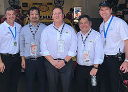 Nikon Metrology & Roush Yates engines announce tech partnership