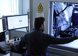 DTU Energy uses industrial CT to research the development of green energy solutions.