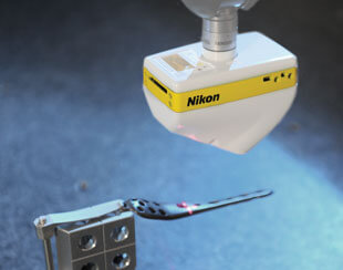 nikon metrology cmm discover technology non contact