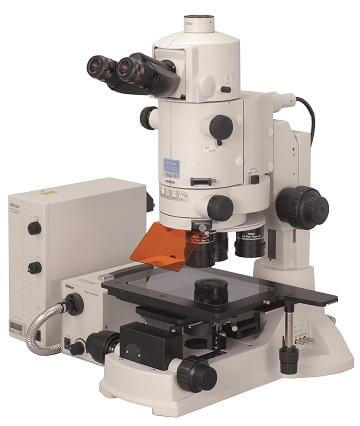 nikon metrology industrial microscopes upright AZ100