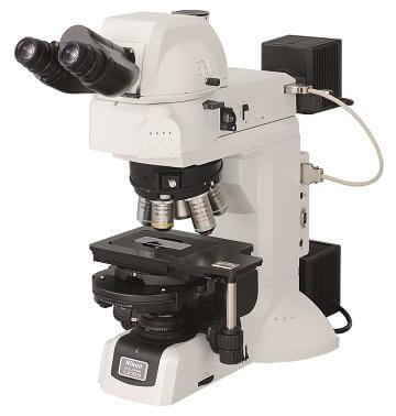 nikon metrology industrial microscopes upright LV100DA U