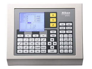nikon metrology measuring microscopes DP E1A data processor
