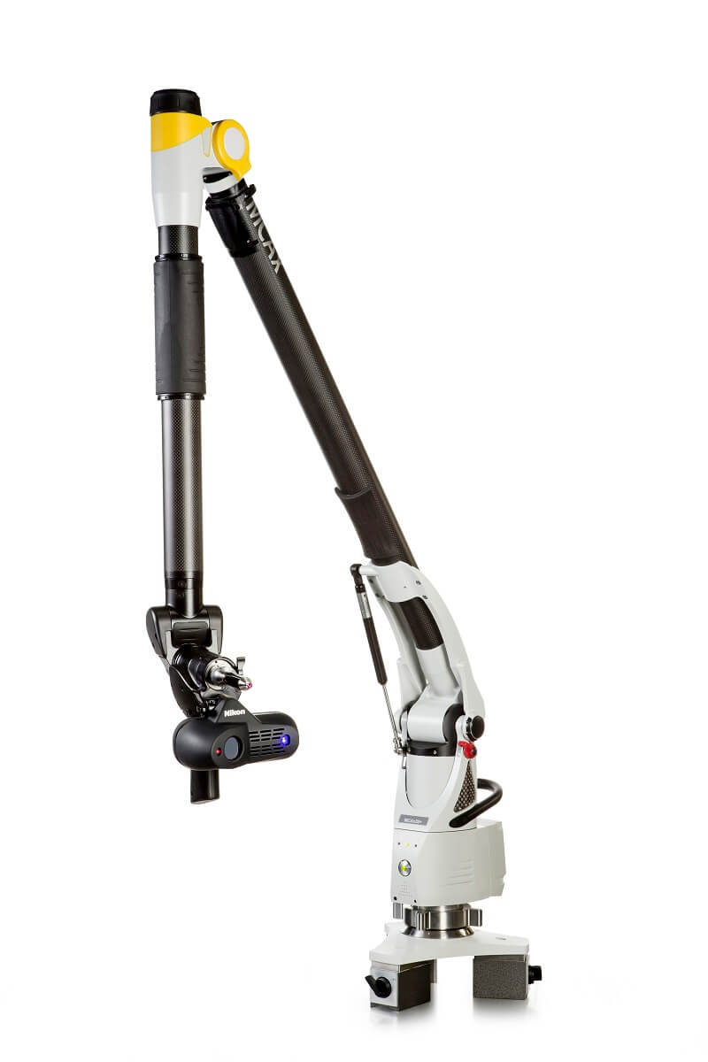 nikon metrology h120 arm