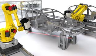 Automated car body inspection