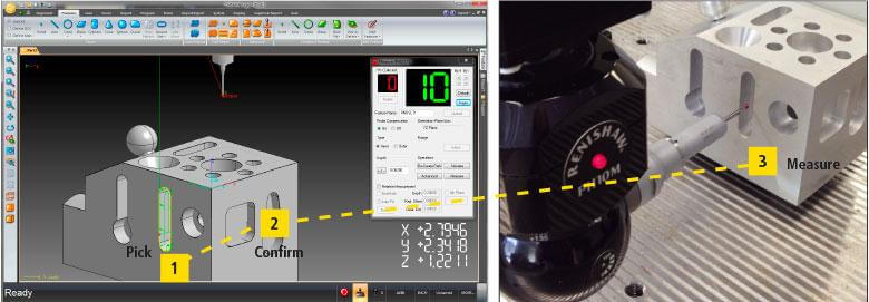 nikon metrology CMM manager click and measure