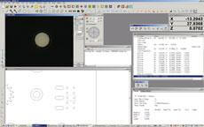 nikon metrology software imaging automeasure cad interface program