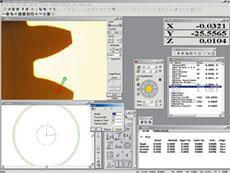 nikon metrology software imaging automeasure gear evaluation