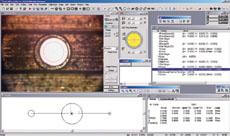 nikon metrology software imaging automeasure main program layout