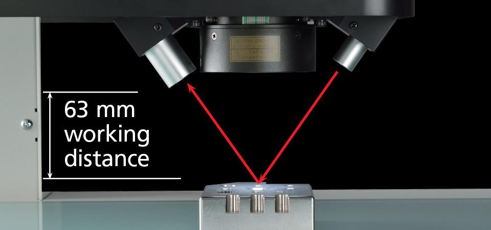nikon metrology video measuring systems inexiv vma2520 touch probing measurement