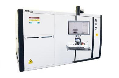 nikon metrology xray ct computed tomography XTH450