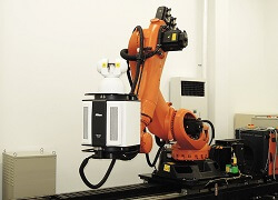 New 3D metrology demonstration facility in Yokohama, Japan.
